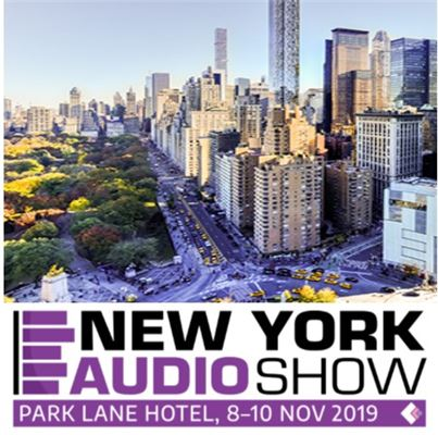 2019 New York Audio Show